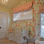 Ideas Nursery Window Treatments Shade