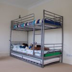 Ikea Svarta Bunk Bed Under Trundle Includes Three Mattresses Chelsea London