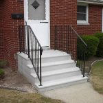 Inspiring Concrete Mobile Home Steps Kaf