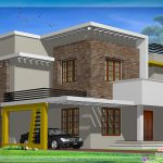 Kerala Modern Roof Designs Styles Home Balcony