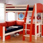 Kids Modern Bed S Interior