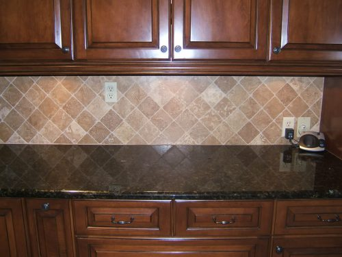 Kitchen Backsplash Ideas Black Granite Countertops Powder Room Outdoor