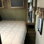 Kitchen Cool Bedroom Travel Trailer Trailers Rear Living Space