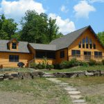 Log Cabin Modular Homes Rustic Retreats