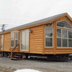 Log Cabin Style Mobile Homes Bedroom Ideas Home Interior