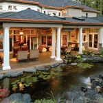 Lovely House Plans Outdoor Living Space