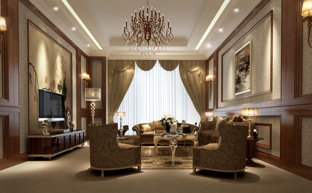 Luxury Sitting Rooms Home Design