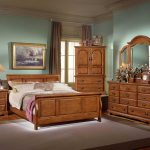Luxury Wood Bed Room Home Interiors