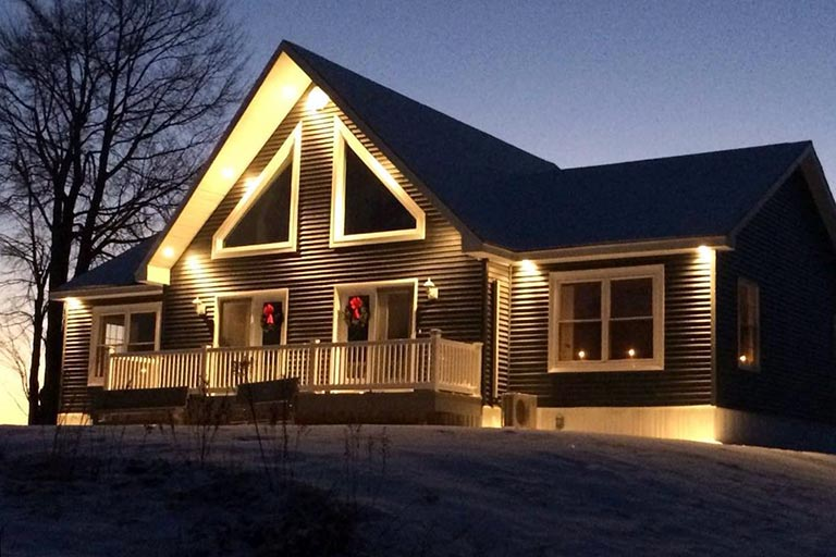 Maine Modular Homes Dealer Ellsworth Stick Built