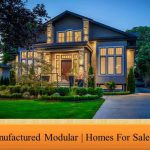 Manufactured Modular Homes Sale