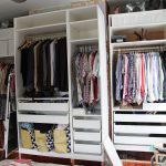 Marvelous Ikea Walk Closet Design Decoration Custom