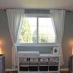 Mason Ellaina Neutral Twin Nursery Twins Window