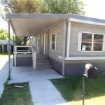 Mobile Home Exterior Color