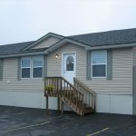Mobile Home Exterior Paint Song Before After