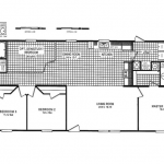 Mobile Home Floor Plans Homes