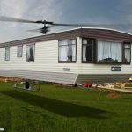 Mobile Home Helicopter Freaking