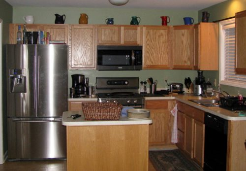 Mobile Home Kitchen Wall Cabinets Homes Ideas Bathroom
