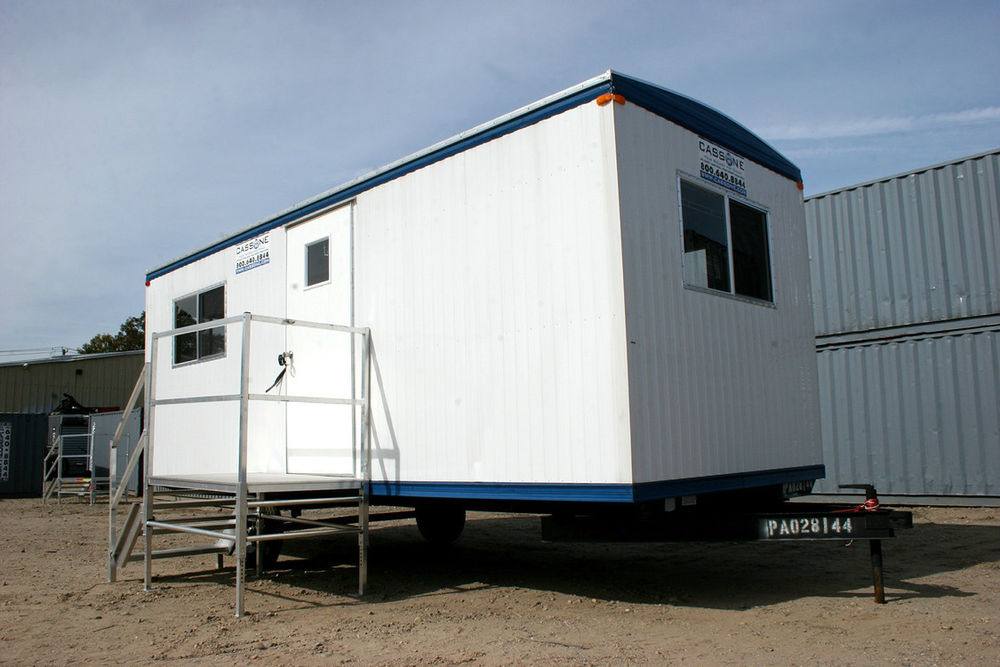 Mobile Office Trailer Model New
