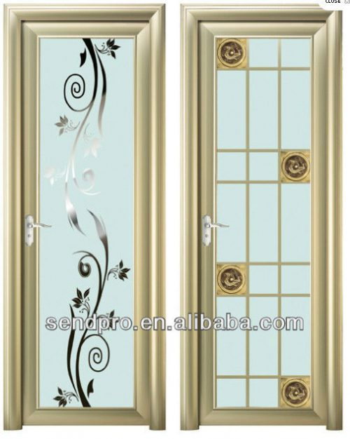 Modern Glass Door Designs Home Decor Interior