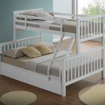 Modern Sleeper White Childrens Bunk Bed Inc