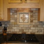 Modern Sparkling Backsplash Tile Ideas