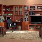 Modular Home Office Systems Modern Furniture Olive