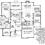 Mon Chateau Manor House Plan Estate