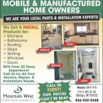Mountain West Mobile Home Supply Billings Montana