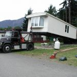 Mpx Mobile Home Container Trailer