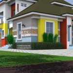 Mrs Nneoma Bedroom Pent House Design Residential Homes Public
