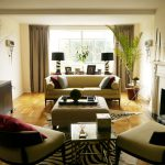 Neutral Living Room Decorating