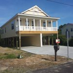 New Modular Duplex Completed Carolina Beach Future