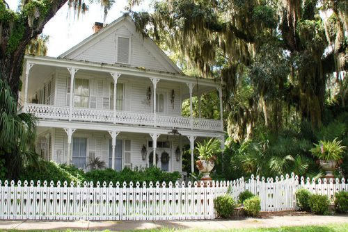 Old Southern Home Flickr