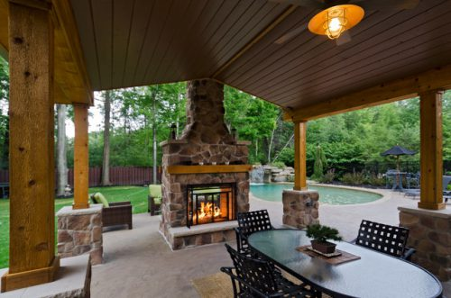 Pergolas Pavilons Traditional Patio Cleveland Ohio Valley Group