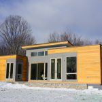 Photos Blu Homes Opens East Coast First Michelle Kaufmann Designed Prefab