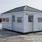 Portable Office Guard Buildings