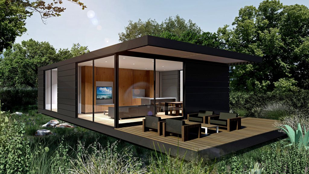 Prefab Homes Sophisticated