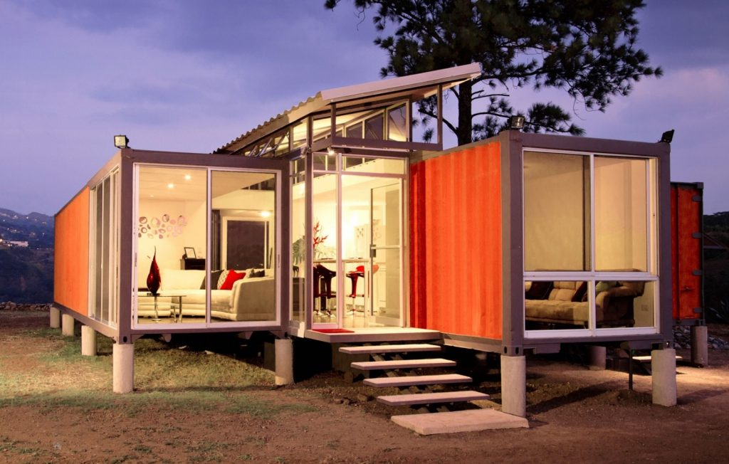 Prefab Shipping Container Homes Sale Throughout