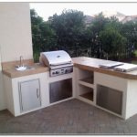 Prefabricated Outdoor Kitchen Islands Set Home Decorating Ideas Prmklv