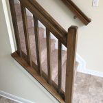 Railing Fixtures Custom Home Upgrade Level