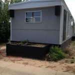 Renovated Mobile Home Landfill Save