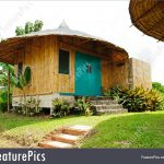 Residential Architecture Bamboo House