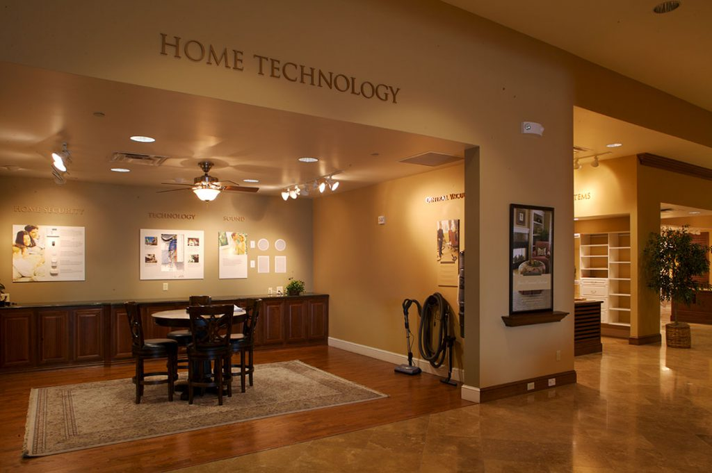 Richmond American Home Design Center Best Builder | Mobile ...