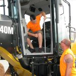 Ritchason Holds Auction Lebanon Story Construction Equipment