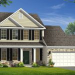 Rutledge Home Plan Dan Ryan Builders Kenneth