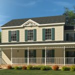 Sagamore Two Story Style Modular