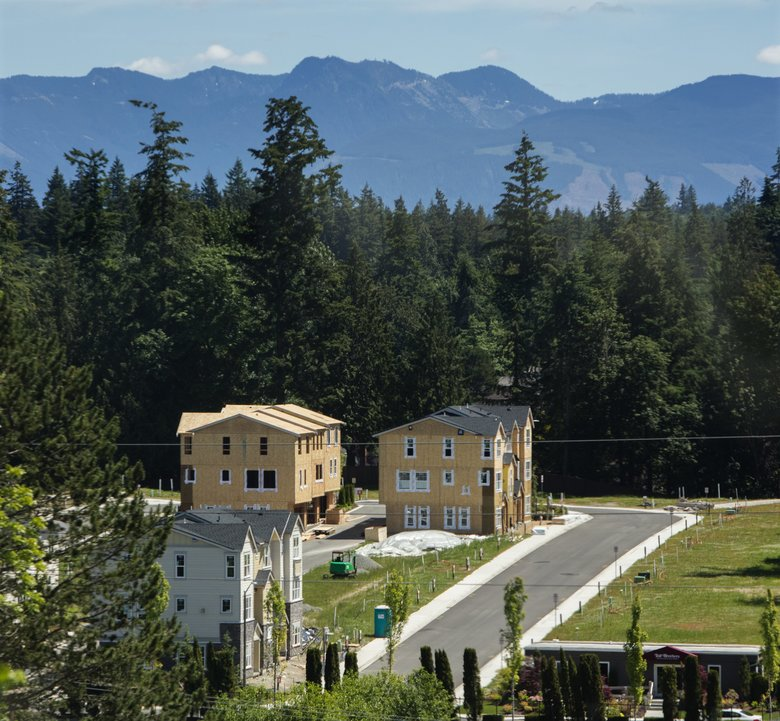 Sammamish Perched Eastside Plateau Surrounded Nature Seattle