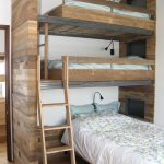 Saving Space Staying Stylish Triple Bunk