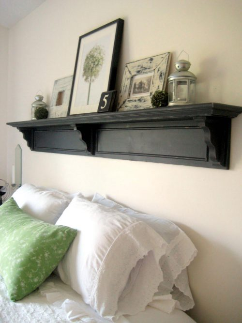 Shelving Can Hang Shelf Visible Fasteners Home Improvement Stack