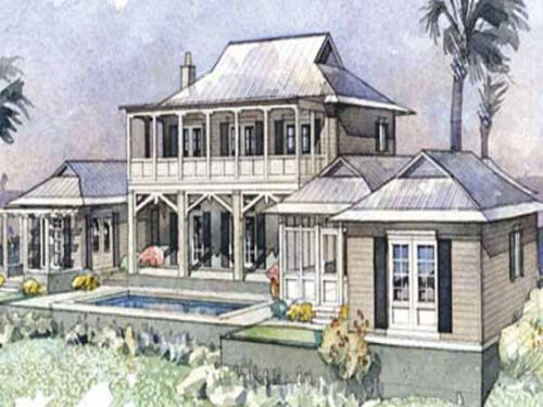 Shotgun House Plans Southern Living Coastal